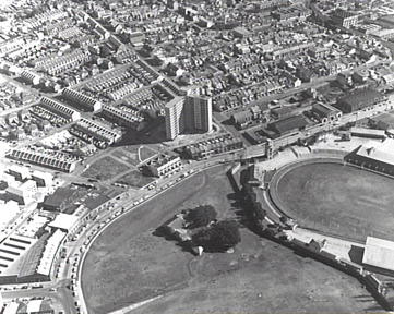 The Park in 1961